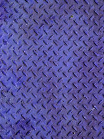 Diamond steel metal sheet useful as background Stock Photo - 7463221