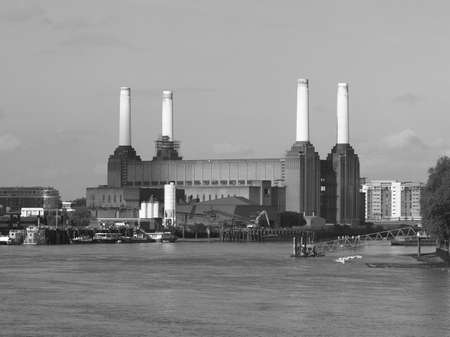 Battersea Power Station in London, England, UK Stock Photo - 7467578