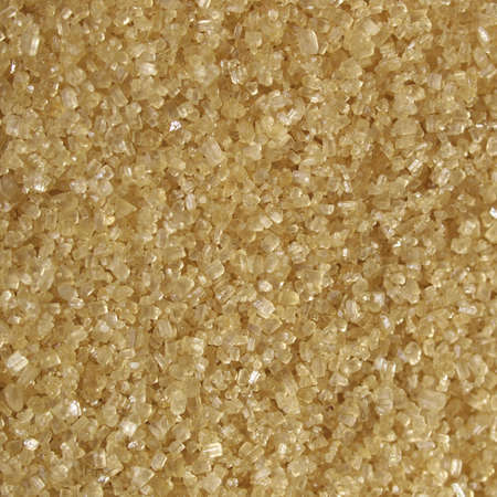 Detail of brown sugar crystals from sugar cane - useful as a background Stock Photo - 7547966