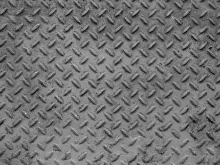 Diamond steel metal sheet useful as background Stock Photo - 7575951