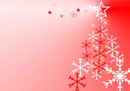 Christmas background for greeting card or wallpaper photo