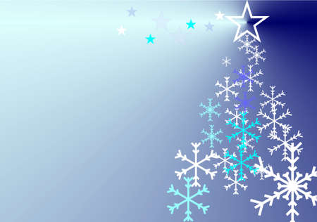 Christmas background for greeting card or wallpaper Stock Photo - 8011258
