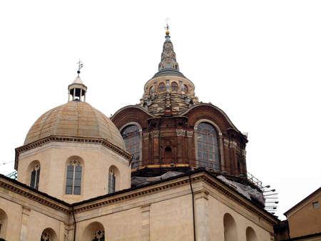 shroud: The Turin Cathedral (Duomo di Torino), Italy