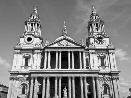 St Pauls Cathedral in London, United Kingdom (UK) photo
