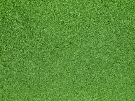 billard: Green artificial synthetic grass lawn meadow useful as a background Stock Photo