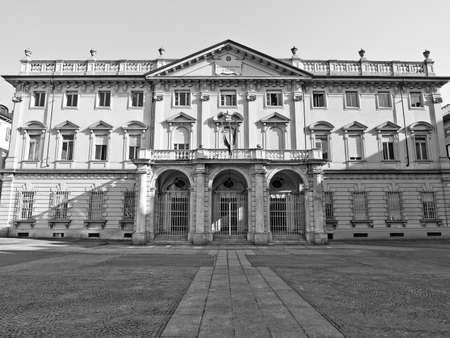 verdi: Conservatorio Giuseppe Verdi music school, Turin, Italy