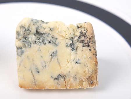 Blue Stilton Formaggio, Buon Cibo Tradizionale Inglese Delle ...