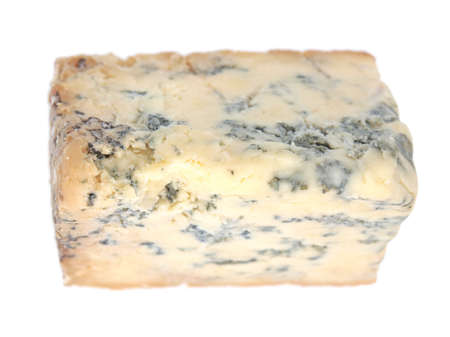 Blue Stilton cheese, traditional fine British food from the English Midlands photo