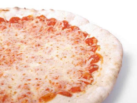 Pizza Margherita - traditional Italian food from Italy photo