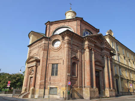 chiesa: Chiesa di San Michele Arcangelo church in Turin, Italy