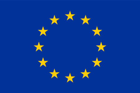 Flag of the European Union photo