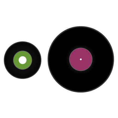 rpm: 45 rpm 7 and 33 13 rpm 12 vinyl records