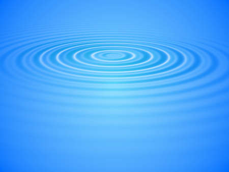 rippled: Rippled water waves illustration background