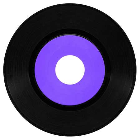Vinyl record vintage analog music recording medium photo
