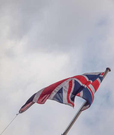Union Jack national flag of United Kingdom (UK) photo