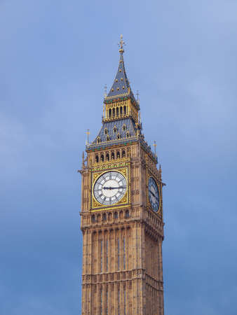 bigben: Big Ben Houses of Parliament Westminster Palace London gothic architecture