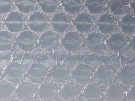 bubble sheet: Bubble wrap sheet useful as a background