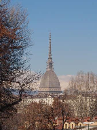 The Mole Antonelliana Turin (Torino) Piedmont Italy