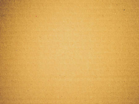 Vintage looking Brown corrugated cardboard useful as a background