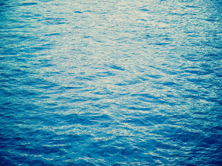 Vintage looking Water surface texture useful as a background Stock Photo