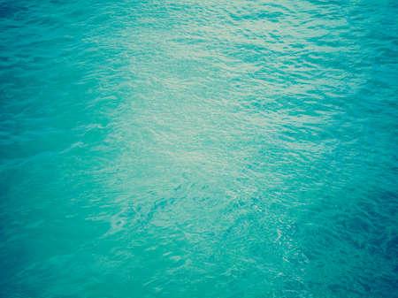 Vintage textura de agua azul que mira útil como fondo Foto de archivo - 27423620