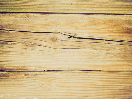 Vintage looking Wood plank board picture photo