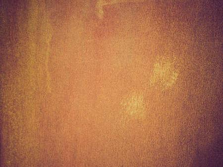 Vintage looking Rusted steel sheet