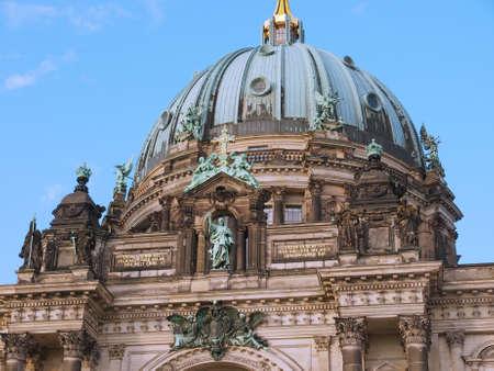 dom: Berliner Dom cath�drale � Berlin en Allemagne