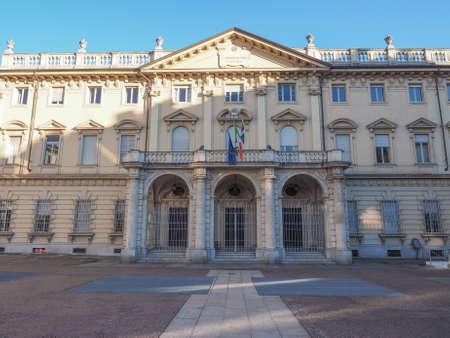 verdi: Conservatorio Giuseppe Verdi music school in Turin Italy