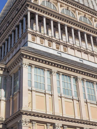 The Mole Antonelliana Turin Torino Piedmont Italy Editorial