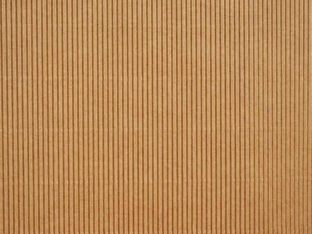Brown corrugated cardboard useful as a background 免版税图像 - 34518202