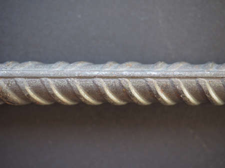 reinforcing bar: Reinforcing bar aka reinforcing steel or rebar for reinforced concrete structure