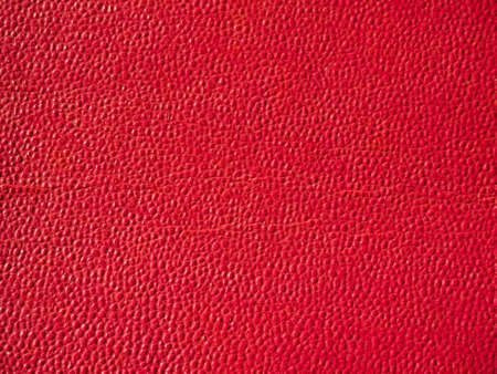 leatherette: Red leatherette texture useful  Stock Photo