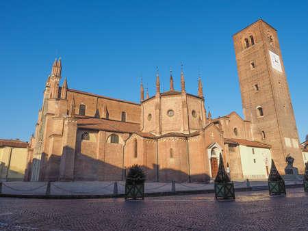 scala: Chieri Cathedral aka Church Of Santa Maria della Scala or Duomo di Chieri