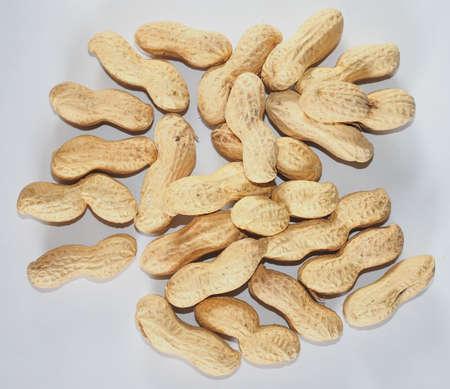 frutas secas: Los cacahuetes se sequen frutas comida vegetariana