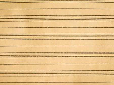 ruled: Blank ruled score for writing music