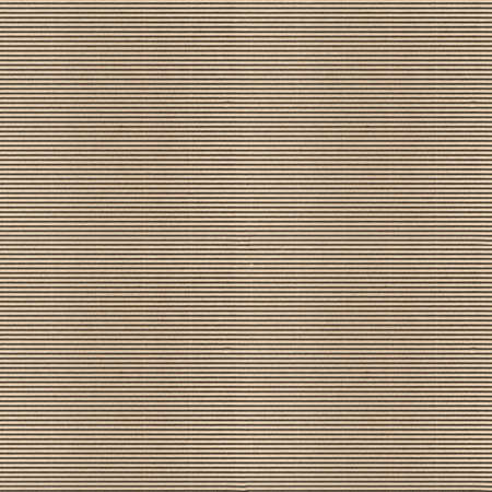 corrugated cardboard: Seamless tileable texture useful as a background - brown corrugated cardboard Stock Photo