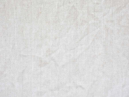 white fabric texture: White fabric texture useful as a background Stock Photo