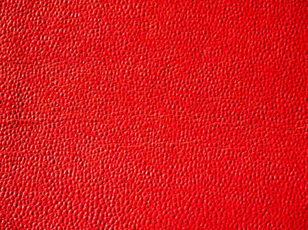 leatherette: Vintage looking Red leatherette texture useful as a background Stock Photo