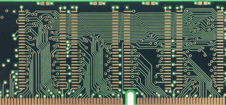 carnero: LONDRES, Reino Unido - 20 de agosto, 2015: RAM del ordenador personal que significa memoria de acceso aleatorio Editorial