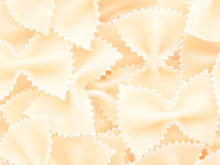 maccheroni: Vintage looking Pasta food detail useful as a background