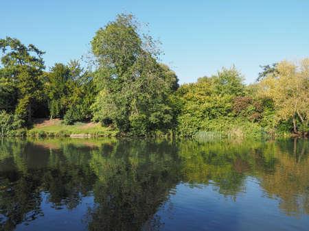 avon: River Avon in Stratford upon Avon, UK