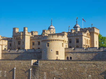 dungeons: The Tower of London in London, UK