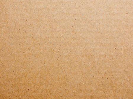 cardboard texture: Vintage looking Brown cardboard texture useful as a background
