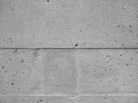 beton: Grey concrete texture useful as a background in black and white Stock Photo
