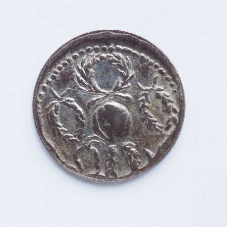 empire: Ancient Roman coin from the Roman Empire