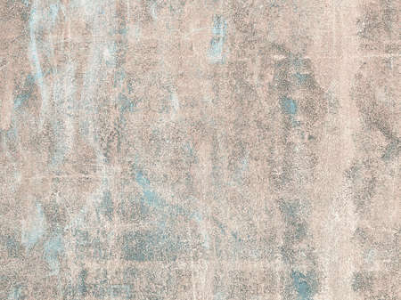 steel sheet: Rusted steel sheet useful as a background - cool cold tone Stock Photo