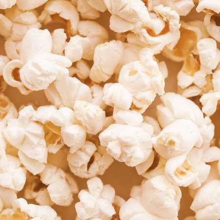 maize: Vintage looking Pop corn maize useful as a background Stock Photo
