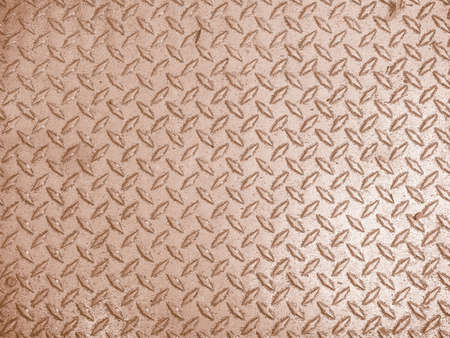 diamond plate: Vintage looking Grey steel diamond plate useful as a background Stock Photo