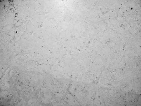 Grey concrete texture useful as a background in black and white Stock Photo